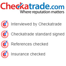 Find us on Checkatrade
